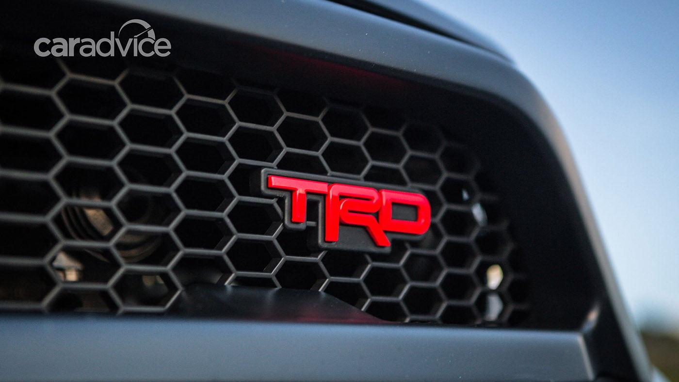 گالری تصاویر خودرو تویوتا هایلوکس 2017 معروف به TRD