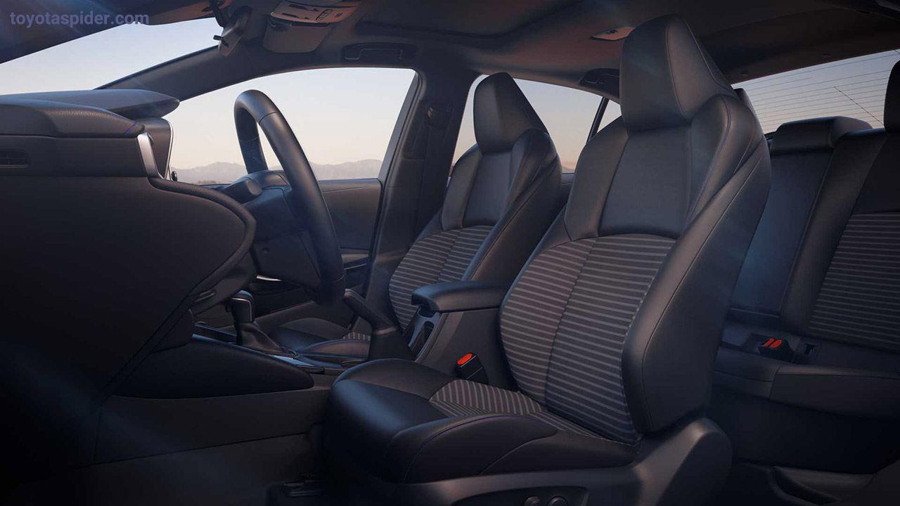 گالری تصاویر خودرو تویوتا کرولا سدان 2020